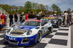 Mission Foods GT3 Cup Trophy, International GT, SVRA Spring Vintage Fesrival at Road America, May 17 - 20, 2018