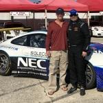 Sebring Rob Blake & Juan Lopez-Santini