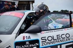 Juan-Lopez-Sanitni-Rob-Blake-Eric-Zitza-Watkins-Glen-IGT-Race-2