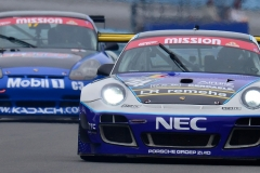 Watkins-Glen-International-GT-Juan-Lopez-Sanitni-Rob-Blake-Racing-Porsche-997-GT3-R