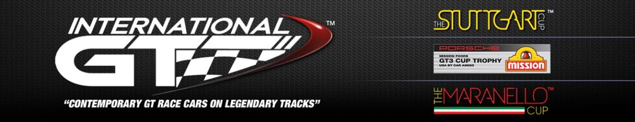 International GT Racing GT3 Cup Trophy USA