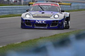 Rob Blake Racing 997 GT3-R