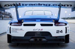 Rob Blake Porsche 991 GT3-R